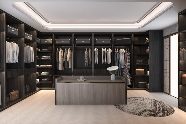 Fitted Wardrobes Ideas - Luxury  Wardrobe Design Dressing Room