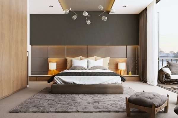 contemporary bedroom designs 2018 Elegant Modern Bedroom Design Ideas 2018 How to decorate a bedroom inerior